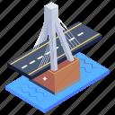 bridge, overpass, bridge architecture, greece bridge, rion antirion bridge