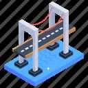 bridge, overpass, bridge architecture, clifton bridge, suspension bridge