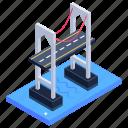 overpass, bridge, viaduct, newport bridge, claiborne pell/newport bridge