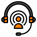 earphone, headphone, live, microphone, report