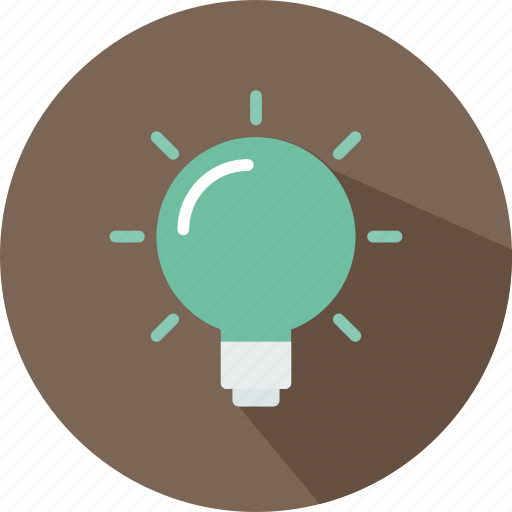 Bulb, electricity, idea, illumination, invention, light, technology icon - Download on Iconfinder