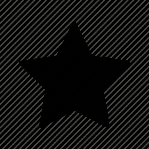 bookmark, browser, favorite, star, web icon