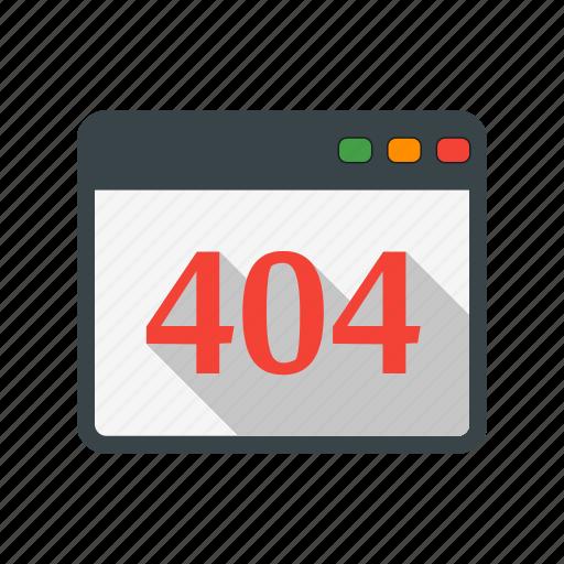 Browser, error, web icon - Download on Iconfinder