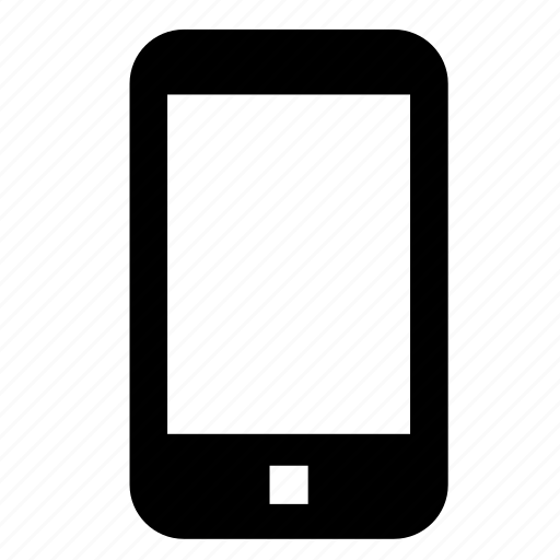device, mobile, phone, screen, smartphone icon