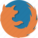 browser, download, firefox, free, install, open-source, web icon