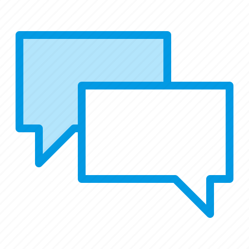 chat, comment, communication, discussion, talk icon