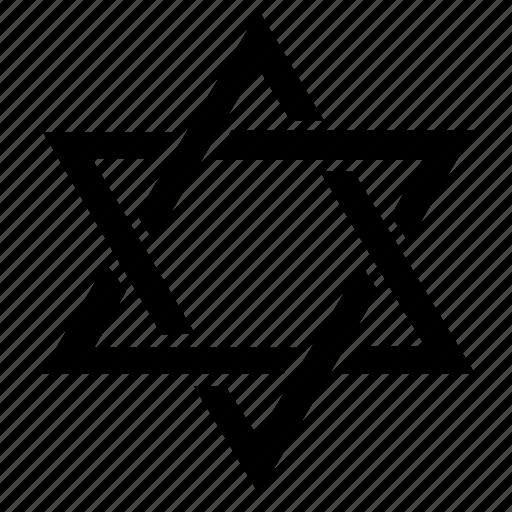 david, israel, religion, star icon