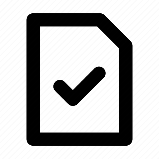 doc, document, page, success, text icon