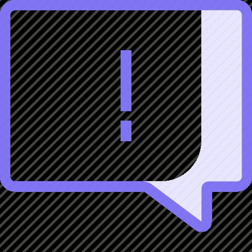 alert, chat, communication, conversation, spam, teamspeak icon