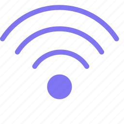 communication, connection, conversation, network, signal, teamspeak, wifi icon