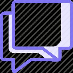 chat, communication, conversation, teamspeak icon