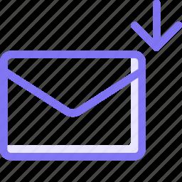 communication, conversation, download, email, teamspeak icon