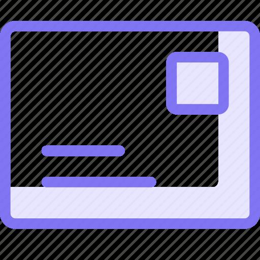communication, conversation, email, envelope, front, teamspeak icon