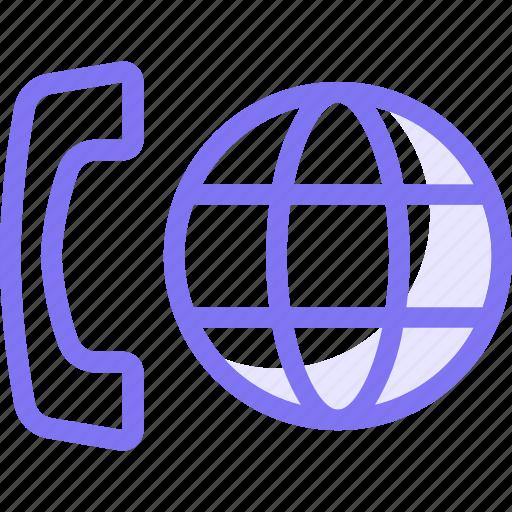 call, communication, conversation, international, teamspeak icon