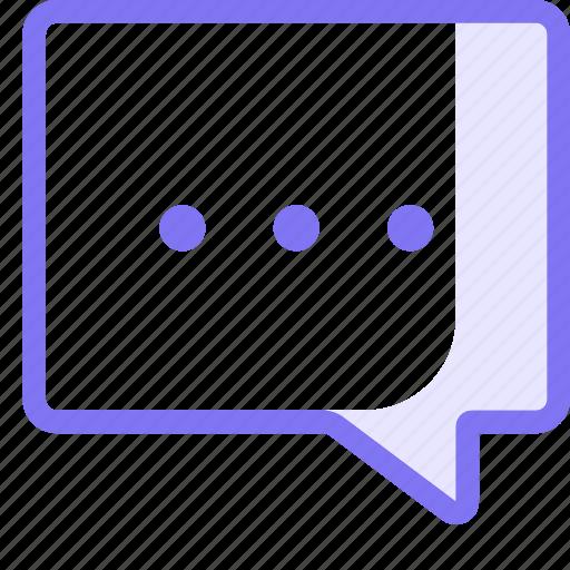 chat, chatting, communication, conversation, teamspeak, typing icon