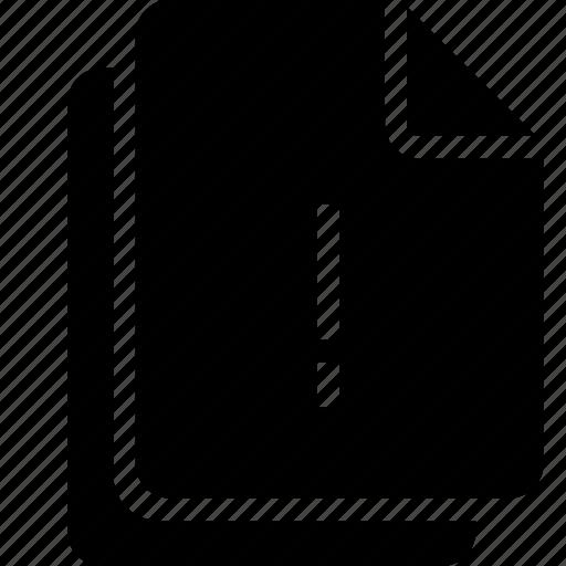 alert, document, files icon
