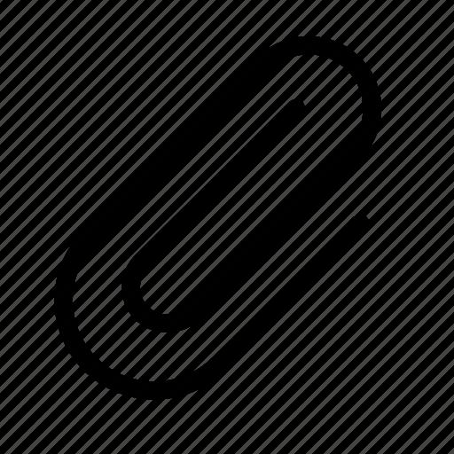 attachment, document, ui icon