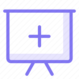 add, board, performance, plus icon