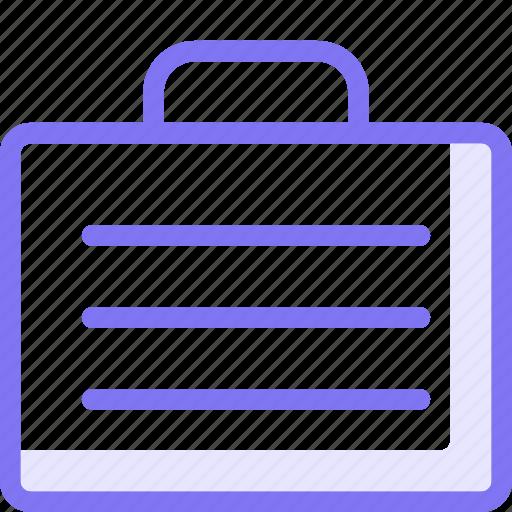 case, finance, safe icon