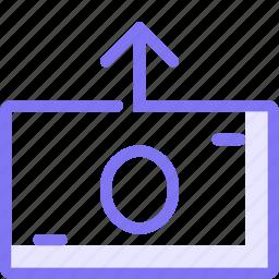 cash, finance, money, send icon