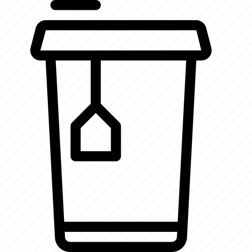 beverage, cup, drink, tea icon