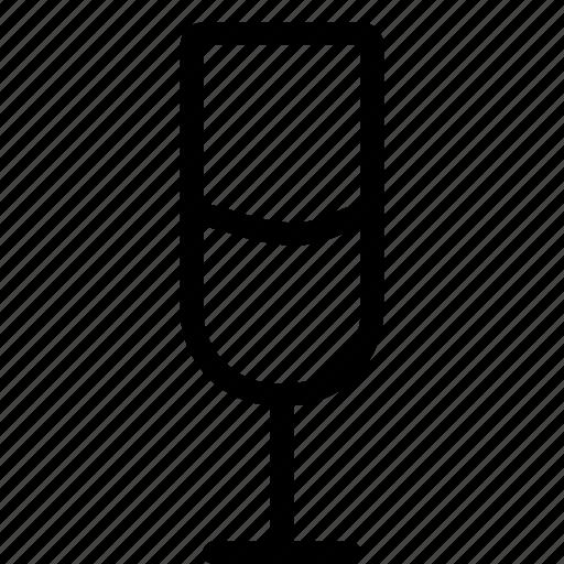 elegant, glass, glass of wine, wine icon
