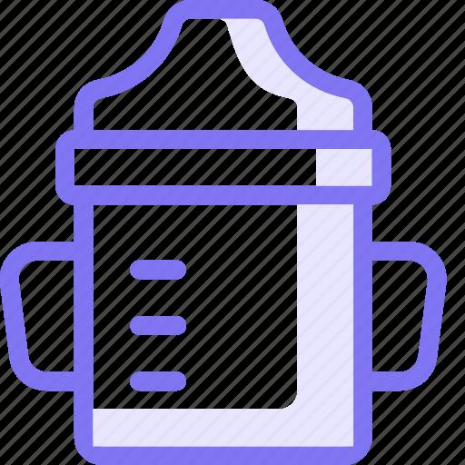 bottle, drink, food, kid, suplement icon