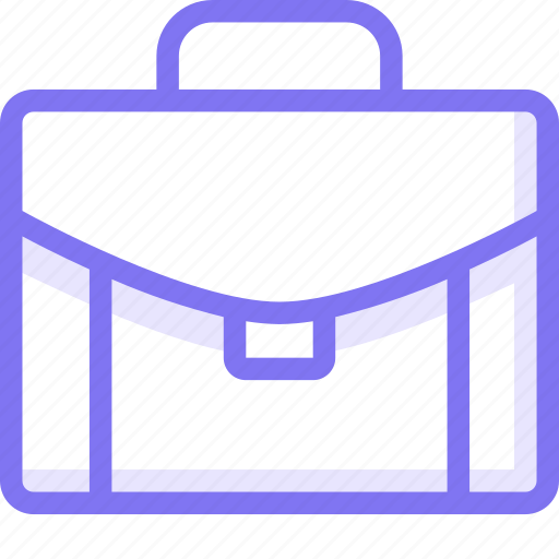 bag, c, office, project icon