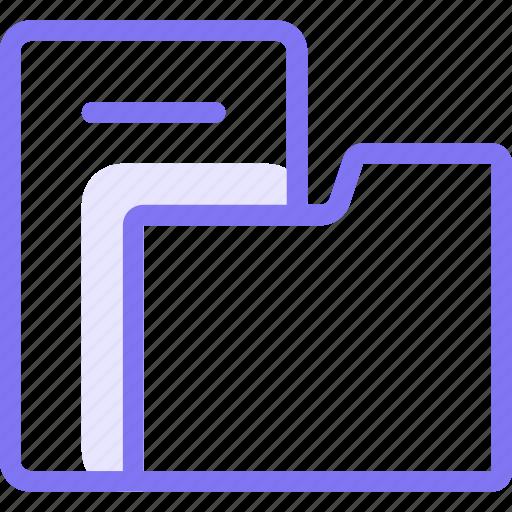 folder, management, project icon