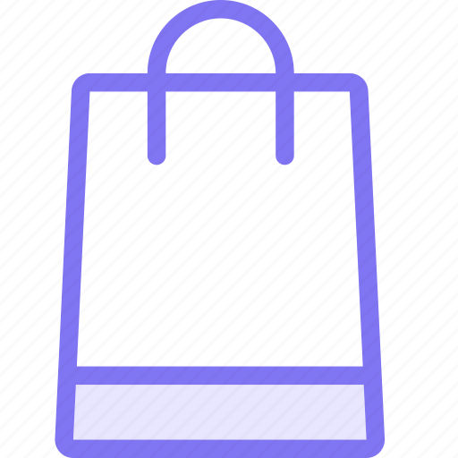 bag, item, package, purchase, shopping icon