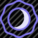blackhole, galaxy, hole icon