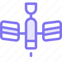 device, radar, satellite, technology icon