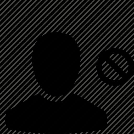 block, client, customer, person, silhouette, user icon