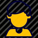 avatar, customer, man, user