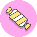 cake, candies, candy, gift, present, sweet, sweets icon