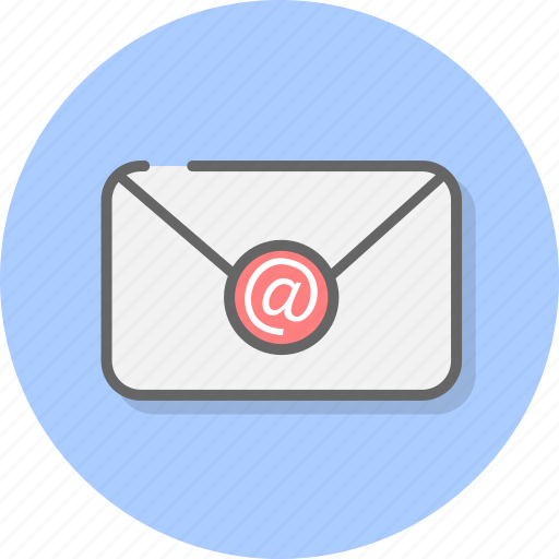 email, envelope, inbox, letter, mail, message, send icon
