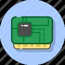 chip, hardisk, hardware, memory, ram, storage, usb