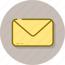 attachment, email, envelope, inbox, mail, message