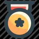 award, certificate, finance, medal, quality, reward icon