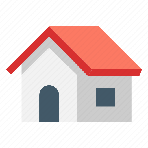 Architecture, building, estate, home, house, real icon - Download on Iconfinder