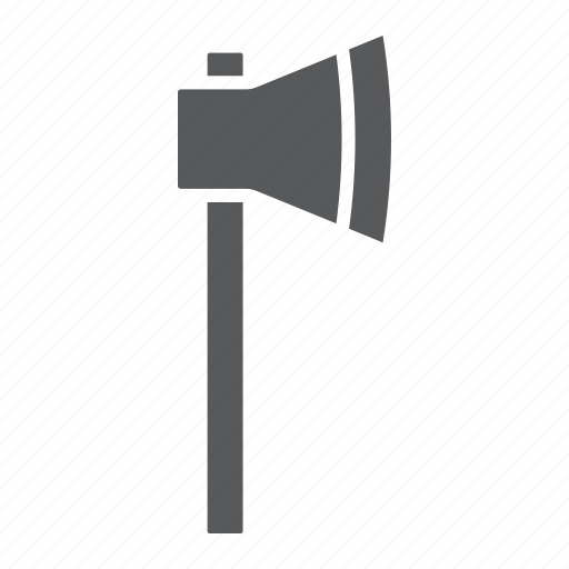axe, hatchet, repair, tool, weapon, wood icon