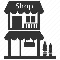 bakery, building, house, market, restairant, shop, store icon