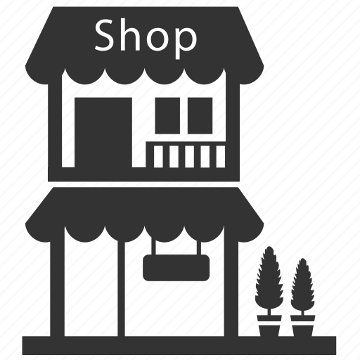 Bakery, building, house, market, restairant, shop, store icon - Download on Iconfinder