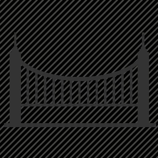 bridge, build, sanfrancisco icon