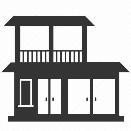 building, home, house, place icon