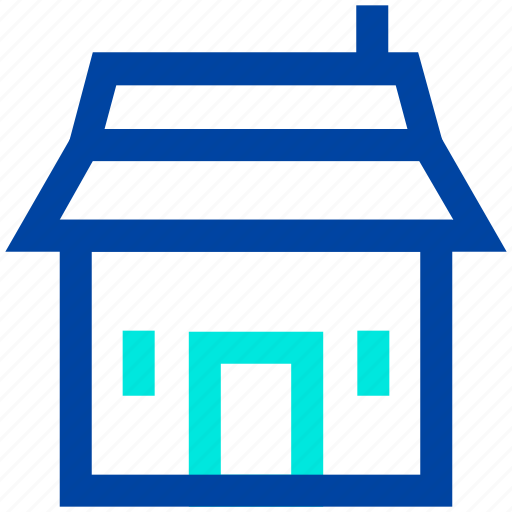 Apartment, building, home, house icon - Download on Iconfinder