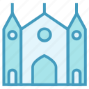building, catholic, chapel, church, religious icon