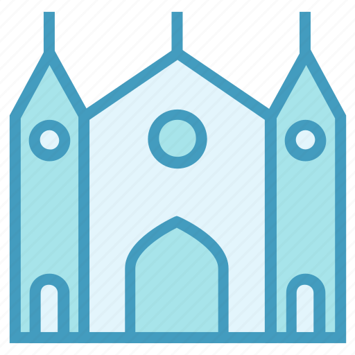 building, catholic, chapel, church, religious icon