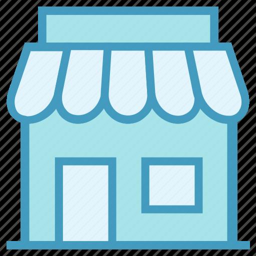 Building, market, retail, shop, store icon - Download on Iconfinder