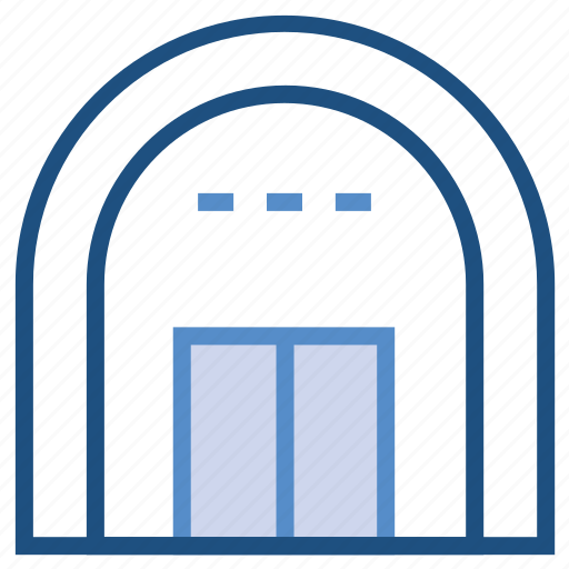 building, garage, house, storage, warehouse icon